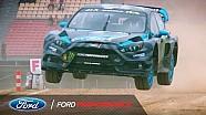 Focus RS RX at Barcelona: Race Recap   FIA World Rallycross   Ford Performance