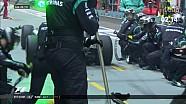 DHL F1新加坡大奖赛最快停站