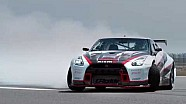GT-R Drift! World's fastest drift @ 304.96 Km/h (April 2016)