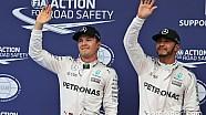 Rosberg, ¿nuevo favorito?