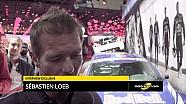 Interview de Sébastien Loeb au Mondial de l'Automobile