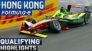 Формула Е, е-Прі Гонконгу - найкращі моменти кваліфікації