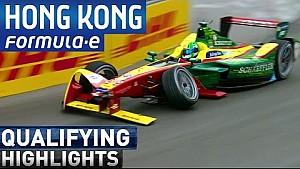 Hong Kong Qualifying Highlights - Formula E