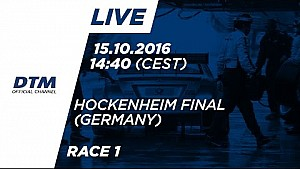Re-Live: Race 1 - Hockenheim Final 2016
