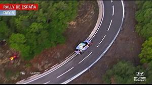 Rally Spain Day Three - Hyundai Motorsport 2016