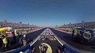 Relive Matt Hagan's big Win from the NHRA #MelloYello360 cam