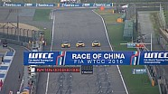 WTCC MAC3 Shanghai - Honda wins in China