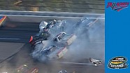 The 'Big One' strikes at Talladega