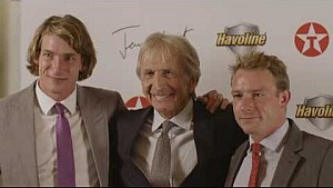 James Hunt 40th Anniversary film