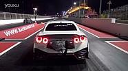 最速日产 R35 GTR 7.168内加速到336Km/h