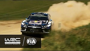 Rally Australia 2016: Highlights Stages 15-16