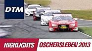 DTM Oschersleben 2013 - Özet Görüntüler