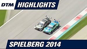 DTM Spielberg 2014 - Highlights