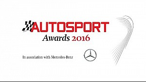 LIVE: Autosport Awards 2016