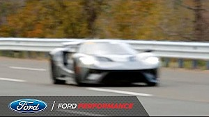 Production Ford GT Dominates the Track   Ford GT   Ford Performance