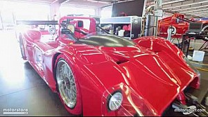 Didier Theys Ferrari 333 SP at Finali Mondiali