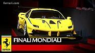 Ferrari 488 Challenge Ferrari Dünya Finalinde Tanıtıldı