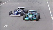 1994 Avustralya GP'si - Schumacher vs Hill