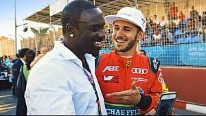 La visita a Marrakech del noto rapper Akon