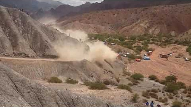 Dakar L'incidente di Carlos Sainz alla Dakar 2017
