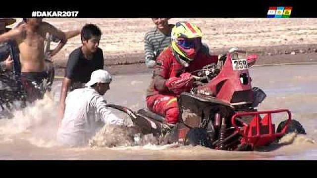 رالي داكار أفضل لحظات داكار 2017