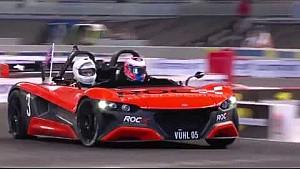 ROC 2017: Photo finish della gara tra Jenson Button e Kyle Busch