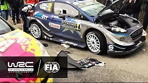 Rallye Monte-Carlo 2017: Stages 14-15 Highlights