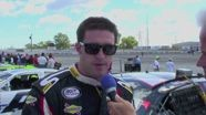 2010 ARCA Salem - Hassert Interview