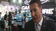 Future of V8 Supercars Unveiled at Sydney Telstra 500 - Interviews