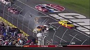 Wreck During Lap 15 Restart