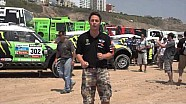 2013 Monster Energy X-raid Team Dakar Rally Shakedown