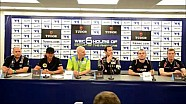 North American Drivers Press Conference