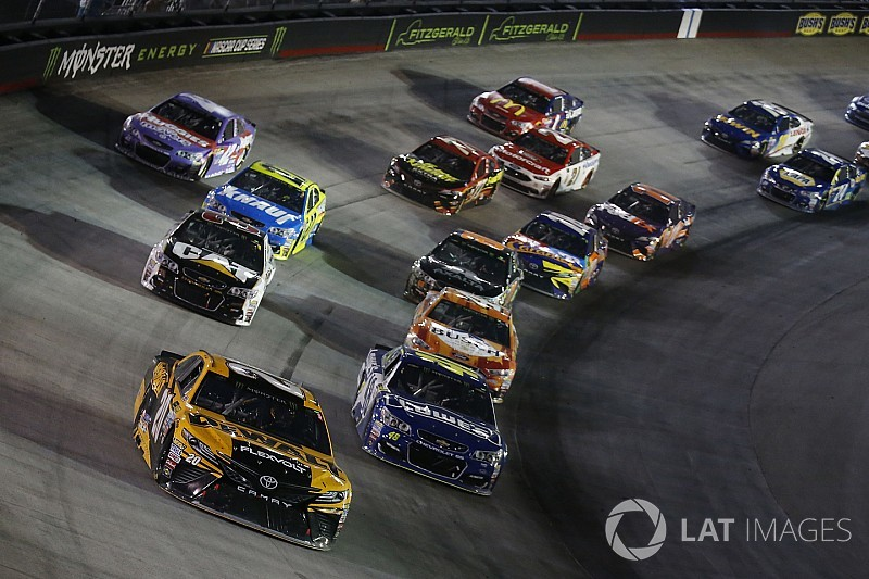 "Kenseth: ""We have a little bit of momentum"" to make NASCAR playoffs"