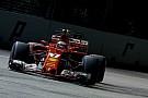 Raikkonen diz que erro no Q3 o tirou primeira fila