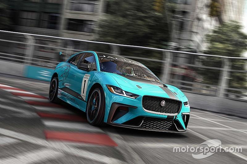 Jaguar kündigt elektrischen Markenpokal im Rahmen der Formel E an