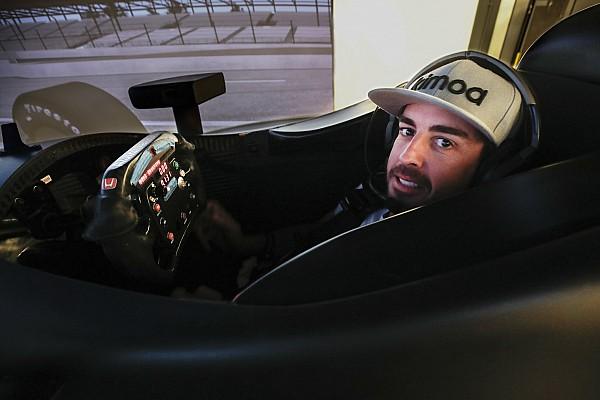 Stop/Go Livefeed Alonso és a szimulátor: IndyCar