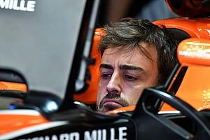 F1 Artículo especial 'McLaren no merece a un piloto como Alonso', por Nira Juanco