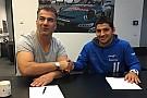 Porsche Ayhancan yeni takımı ile imzayı attı