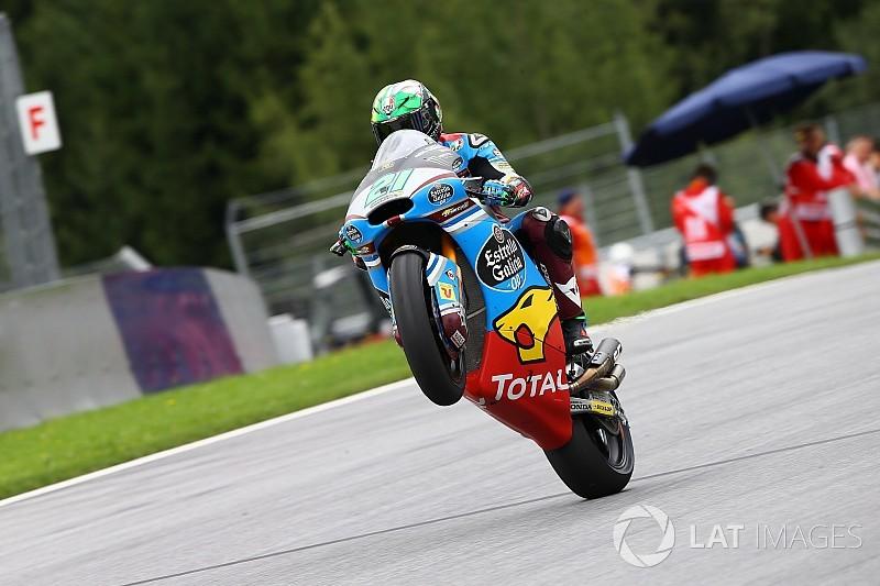 Moto2 Austria: Morbidelli taklukkan Marquez-Luthi