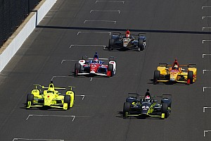 IndyCar Ergebnisse Indy 500 2017: Startaufstellung
