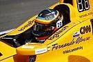 アロンソ、アメリカGPでインディ500仕様のヘルメットを使用