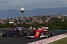 Formel 1 2017 in Budapest: Ergebnis, Qualifying
