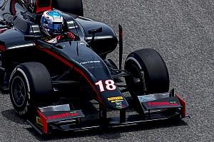 """FIA F2 Nieuws Nyck de Vries kampt met hoge bandenslijtage: """"Dit was onverwacht"""""""