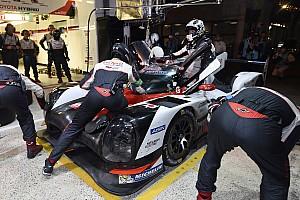 24 heures du Mans Actualités L'improbable cause de l'abandon de la Toyota #7 expliquée par Vasselon