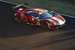 WEC Nieuws Vilander vervangt Bird bij Ferrari tijdens WEC Nürburgring