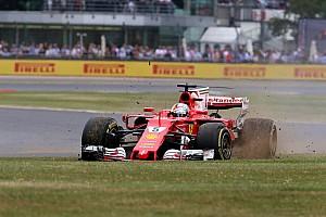 Forma-1 BRÉKING A Ferrari burkoltan a Pirellit hibáztatja