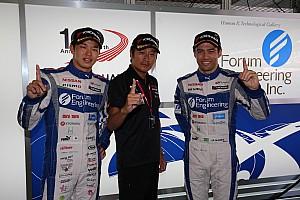 スーパーGT 速報ニュース 【スーパーGT】鈴鹿予選GT500:J.P.オリベイラ、レコード更新ポール