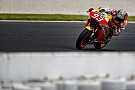 Marquez dislocates shoulder during private Honda test