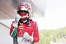 FIA F2 Com carro fumando e sem retrovisor, Leclerc vence corrida 1