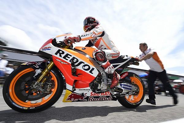 MotoGP Marquez: Honda daha istikrarlı olmalı